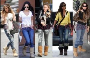 Celebrity Ugg Wearers.JPG