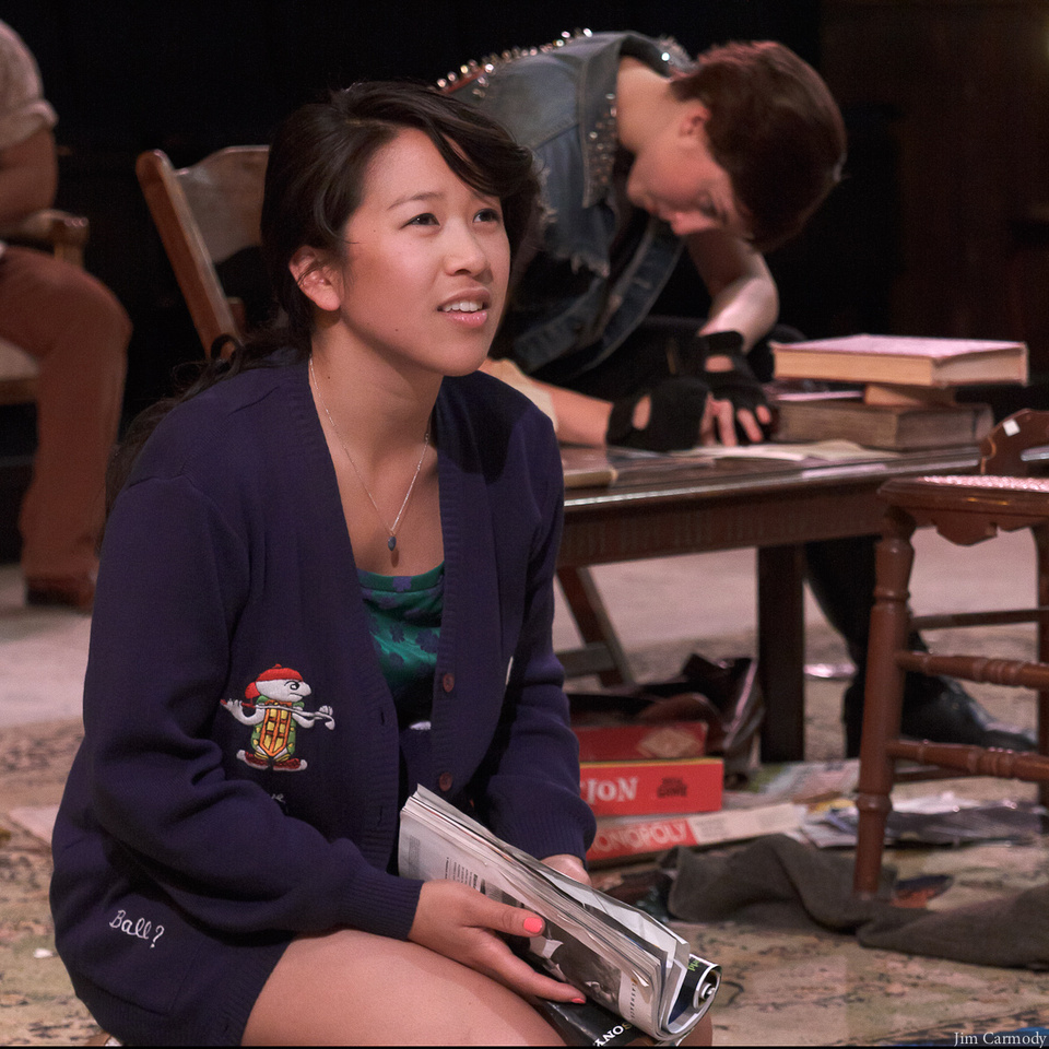 Katharine Chin as Girl in The Hot L Baltimore
