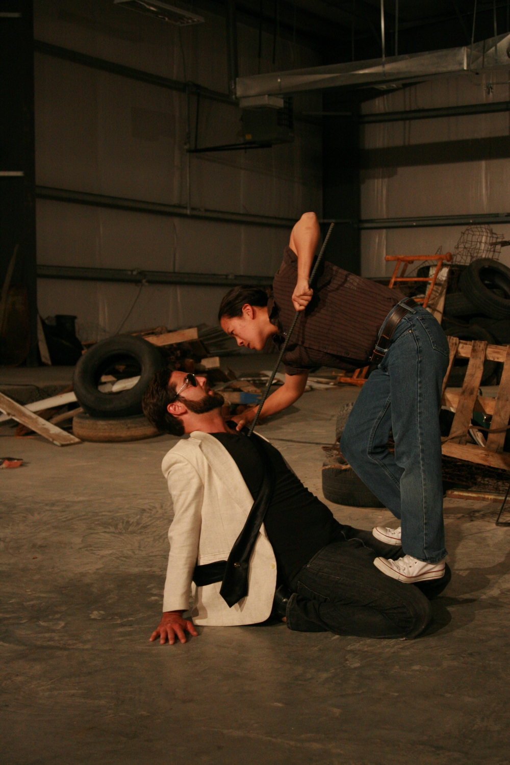 Hamlet (2012) - Hungry River Theatre Co.