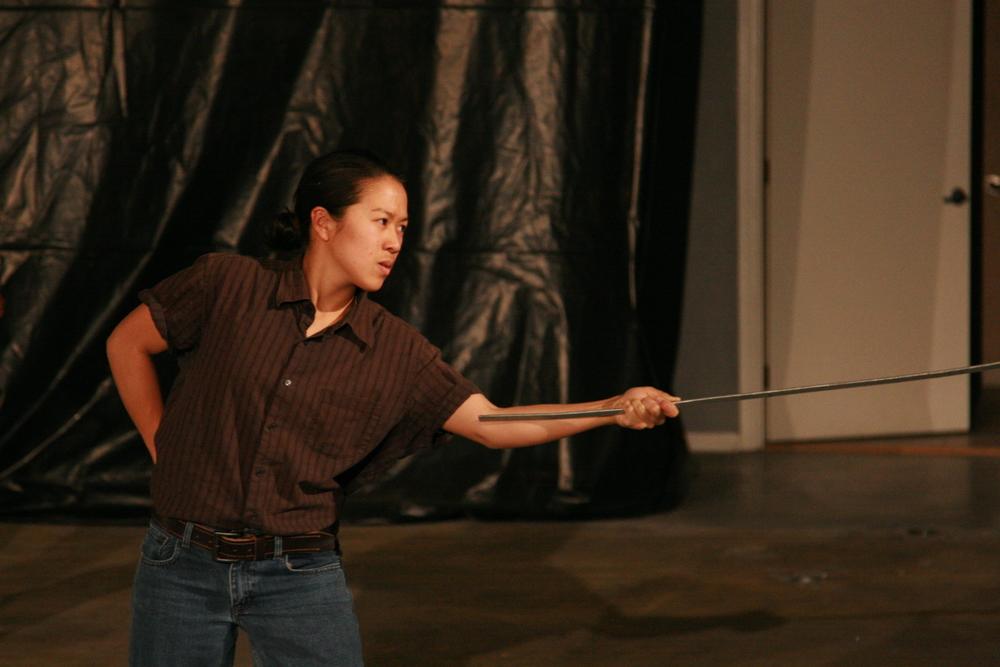 Laertes in Hamlet