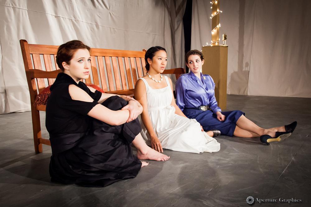 Three Sisters - Carissa Cash, Katharine Chin, Claire Kaplan