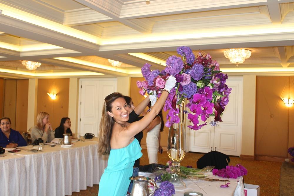 JoAnna Dee Weddings Karen Tran Master Class