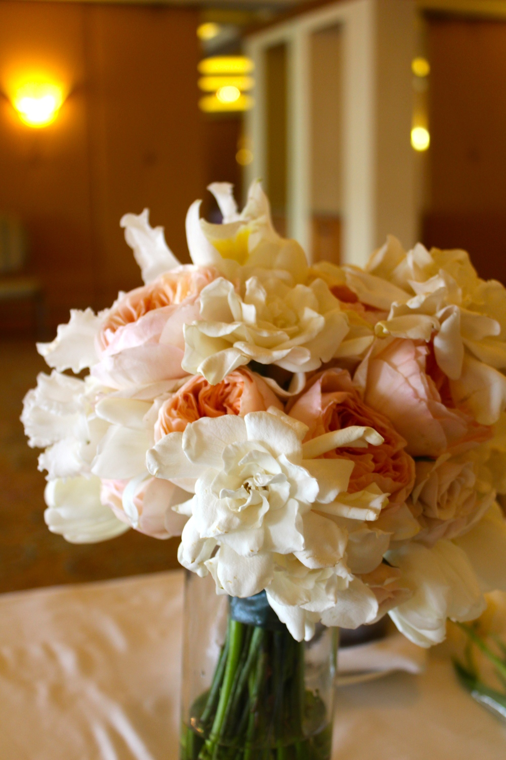 Bridal Bouquet JoAnna Dee Weddings