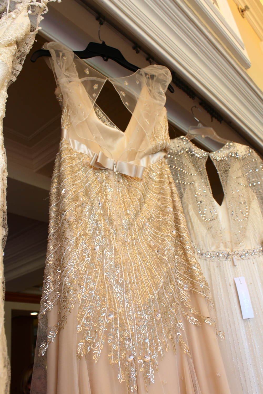 Wedding Dress Option 1