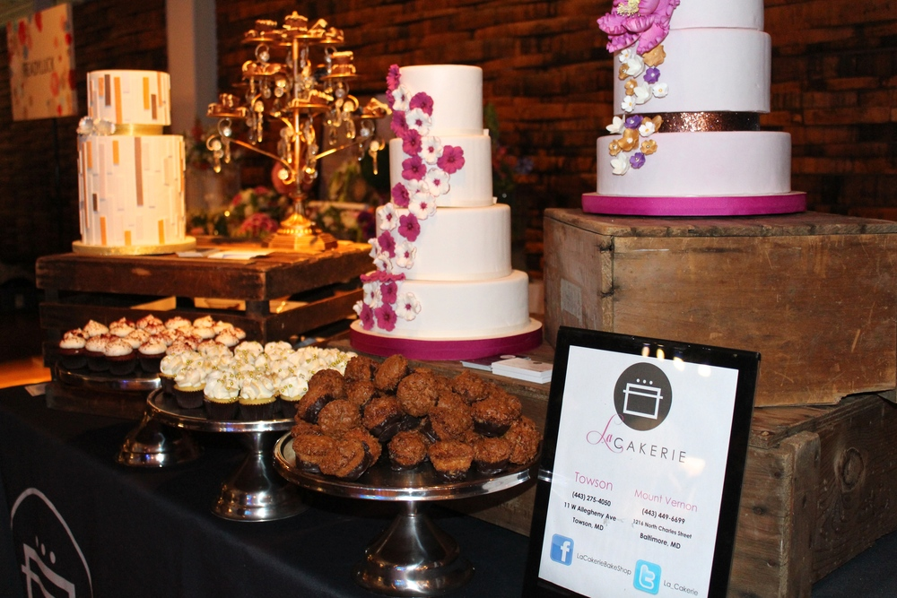 La Cakerie at The Mix Event | JoAnna Dee Weddings