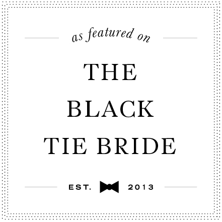 JoAnna Dee Weddings Featured on The Black Tie Bride