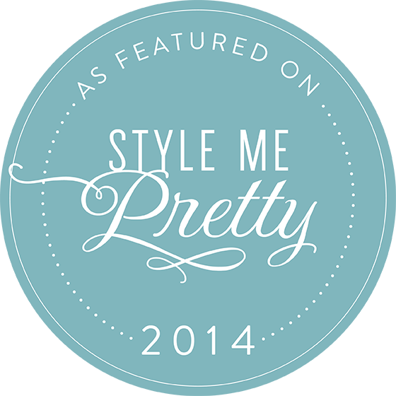 JoAnna Dee Weddings Featured on Style Me Pretty