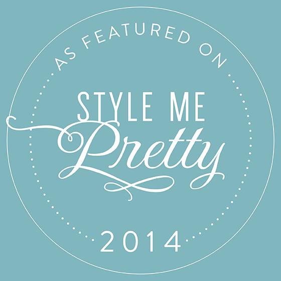 JoAnna Dee Weddings Featured on Style Me Pretty
