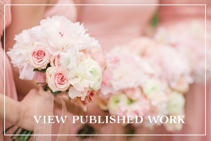 JoAnna Dee Weddings Published Work