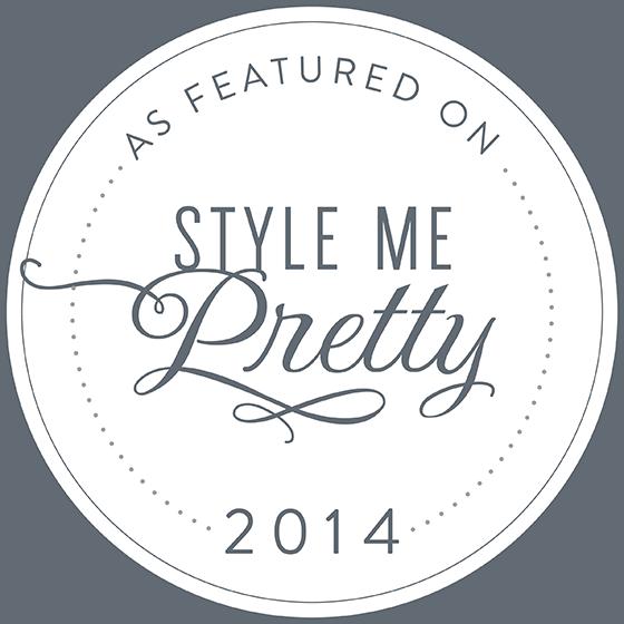 JoAnna Dee Weddings Featured in Style Me Pretty