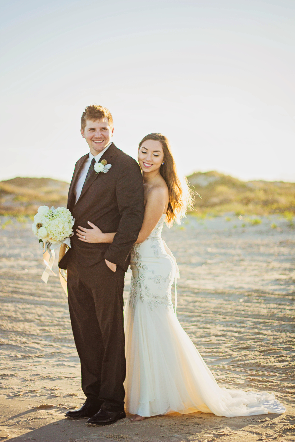 Beach Wedding | South Padre Island Weddings | JoAnna Dee Weddings