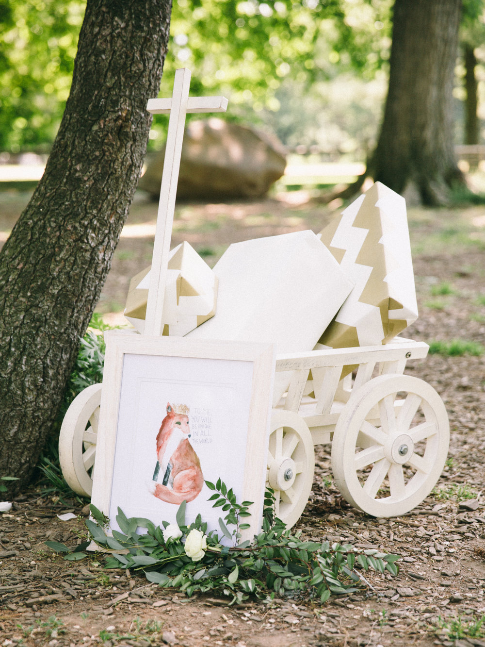 Le Petit Prince Baby Shower