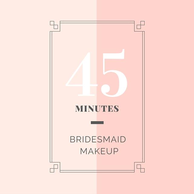 Scheduling Bridal Makeup