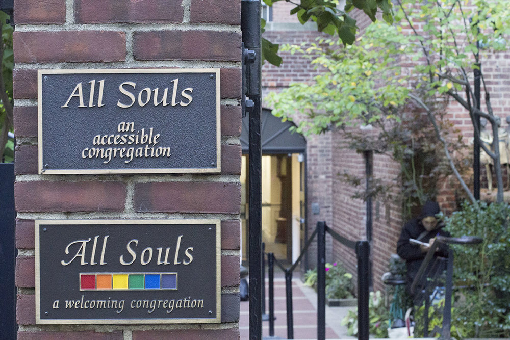 CONSTRUCTION COMING TO ALL SOUL'S -
