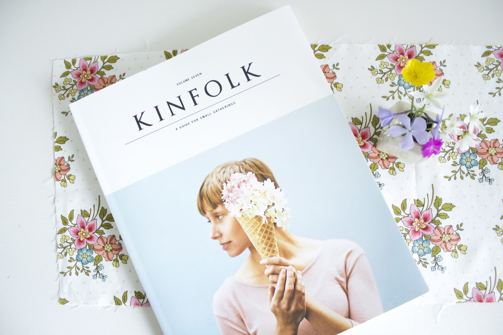 kinfolk and flowers