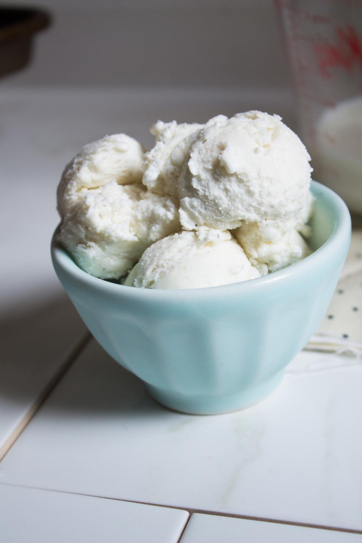 Toasted Marshmallow Milkshake {Pedantic Foodie}