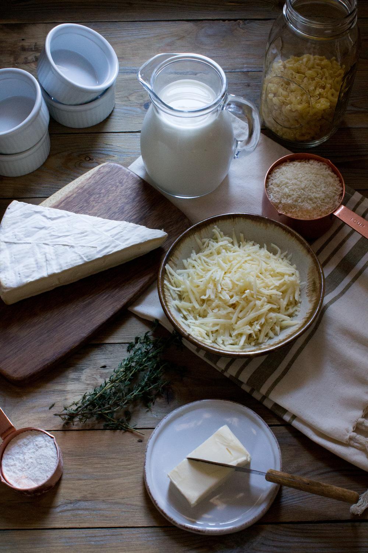 Brie Macaroni & Cheese {Pedantic Foodie}