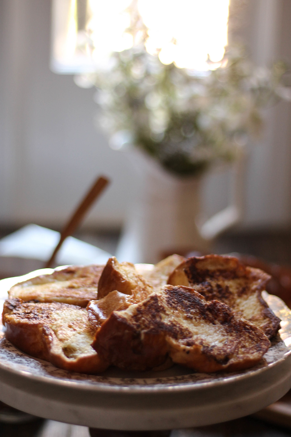 Turtle French Toast {Pedantic Foodie}