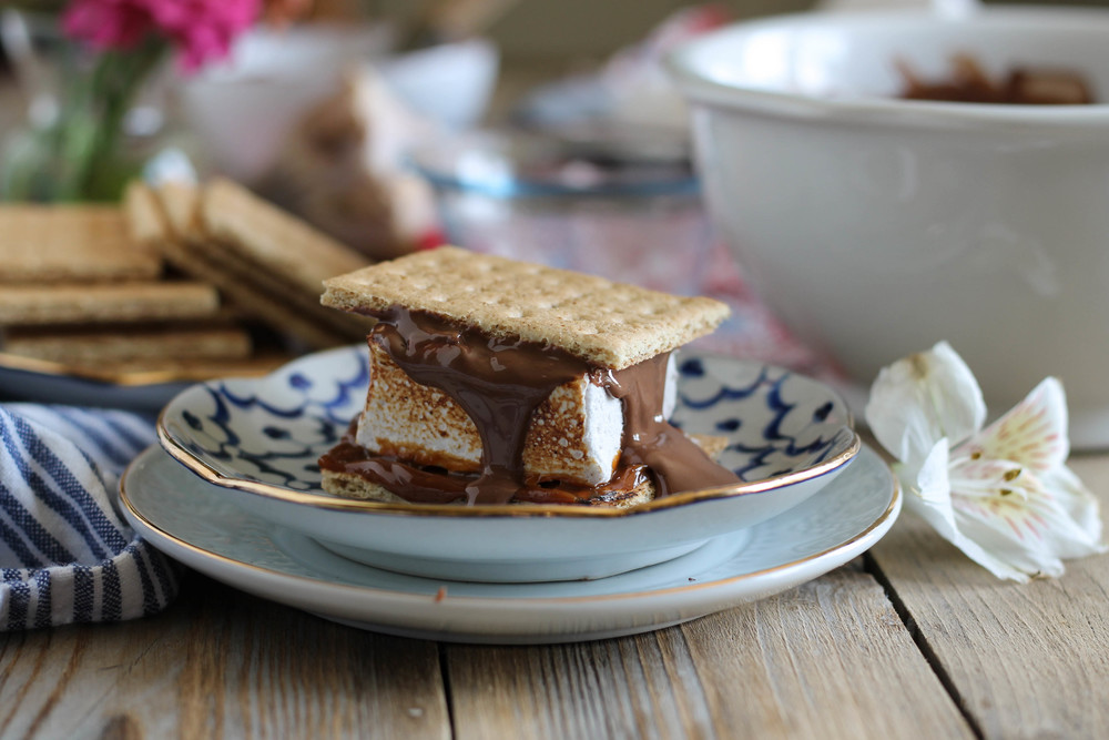 Mexican S'mores {Pedantic Foodie}