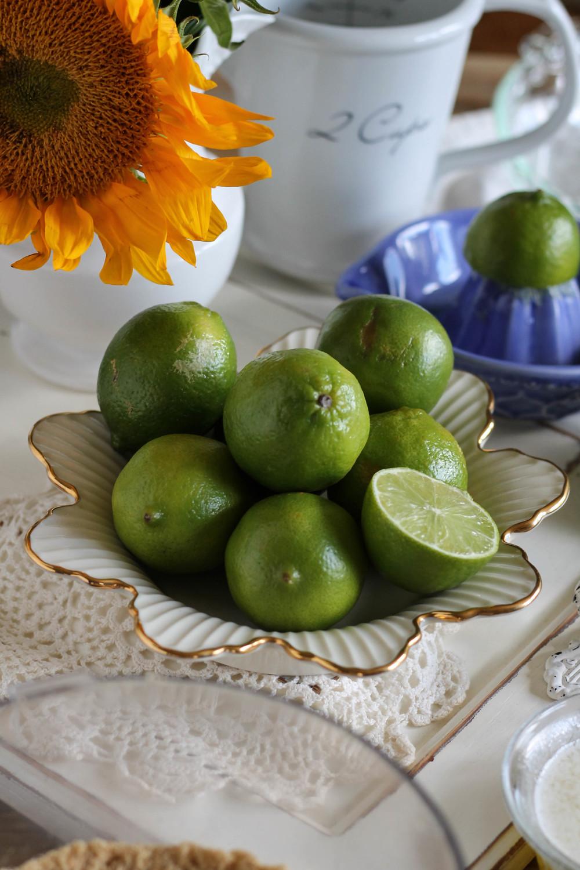 My Favorite Key Lime Pie {Pedantic Foodie}