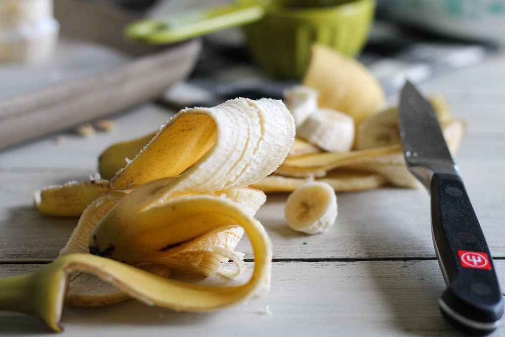 Banana S'more BonBons {Pedantic Foodie}