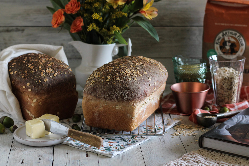 A Study in Multigrain Bread {Pedantic Foodie}