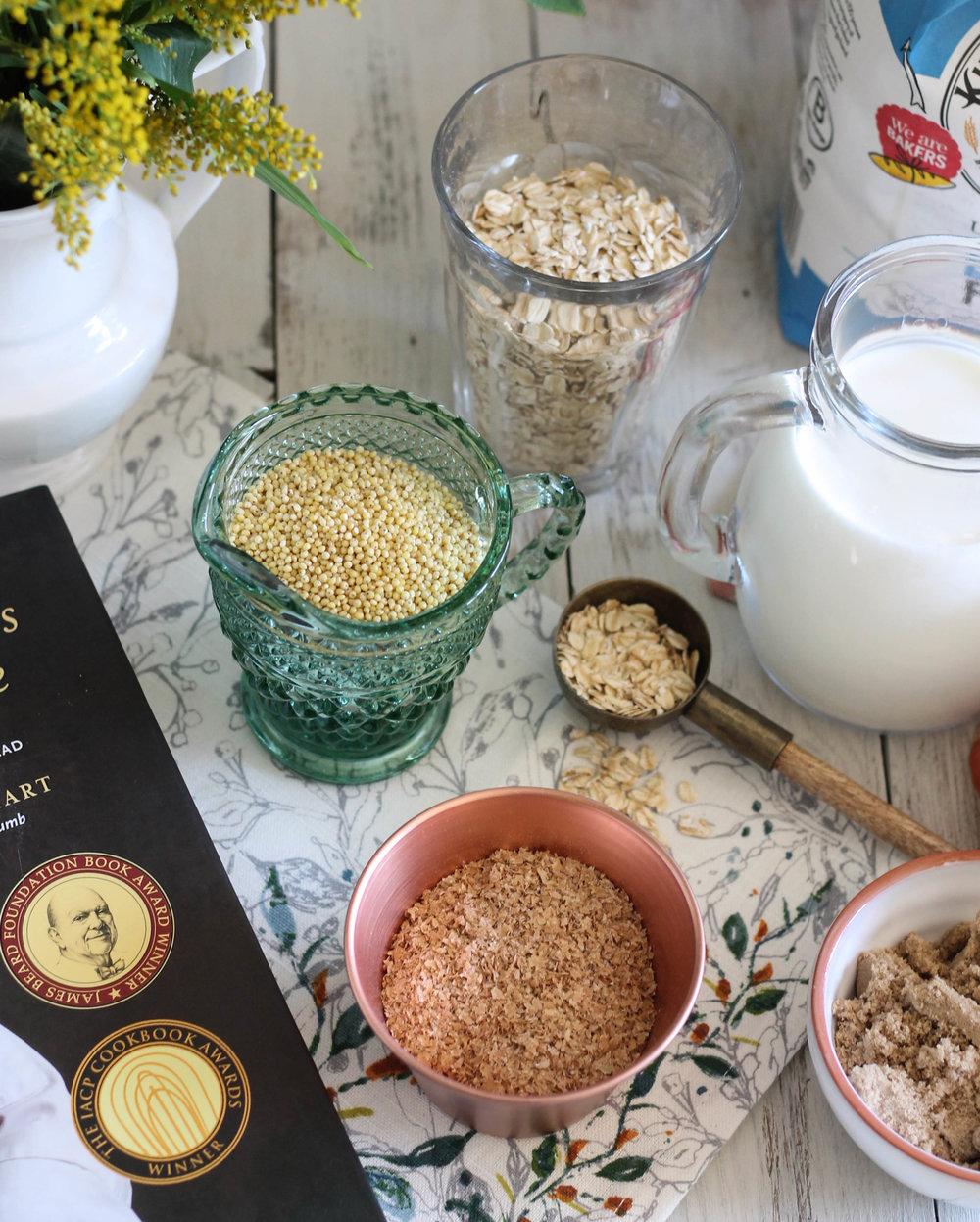 A Study in Multigrain Bread {Pedantic Foodie}