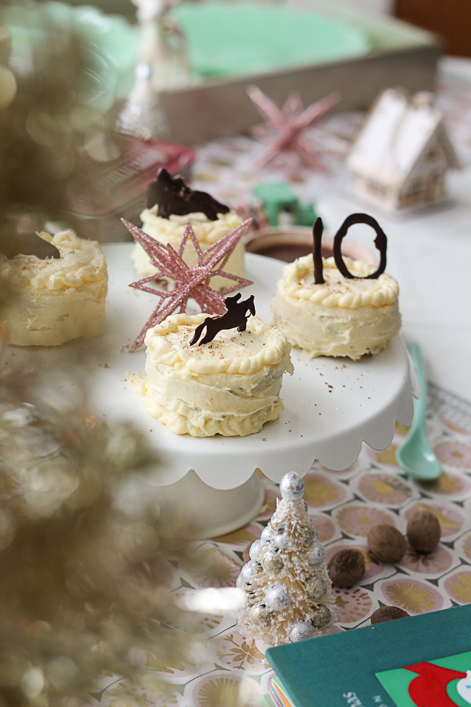 10 Lords-a-Leaping - A Holiday Collaboration {Pedantic Foodie}