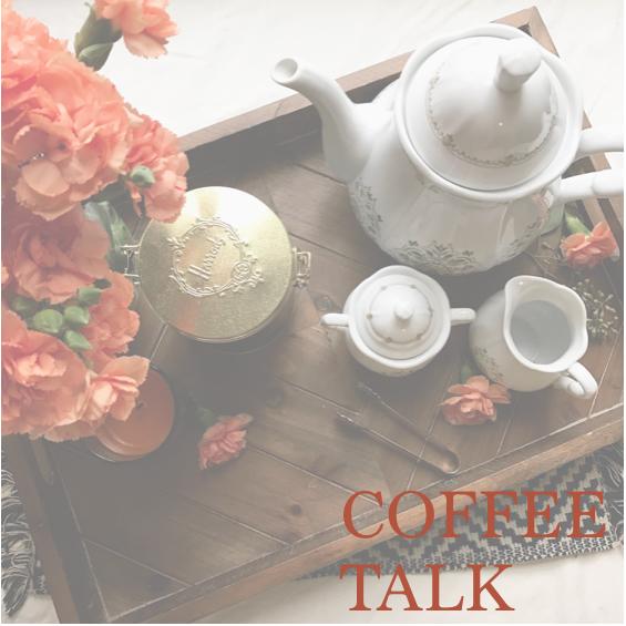 COFFEE TALK {PEDANTIC FOODIE}