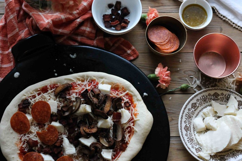 Our Favorite Pizza {Pedantic Foodie}