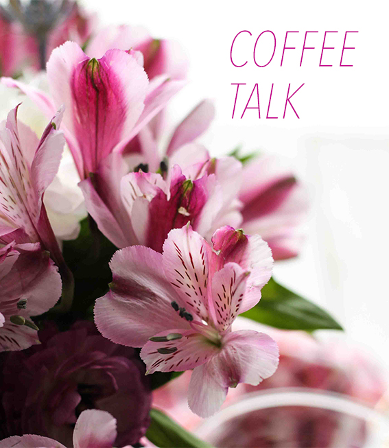 COFFEE TALK {Pedantic Foodie}
