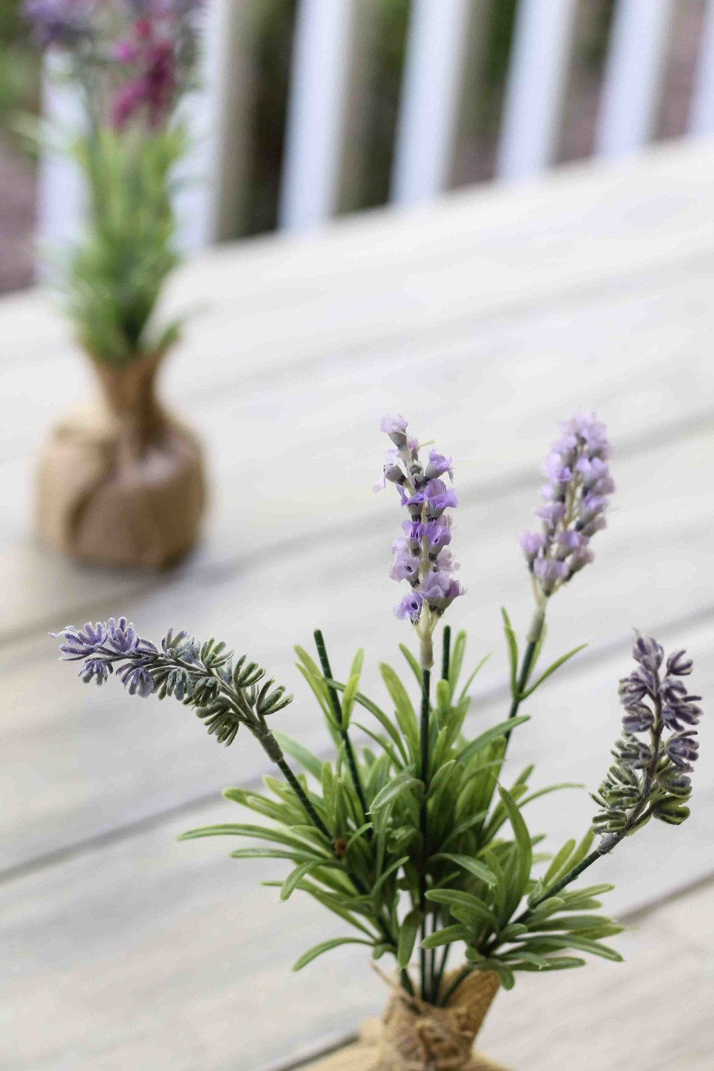 A Provence-inspired patio makeover - [the pedantic foodie]