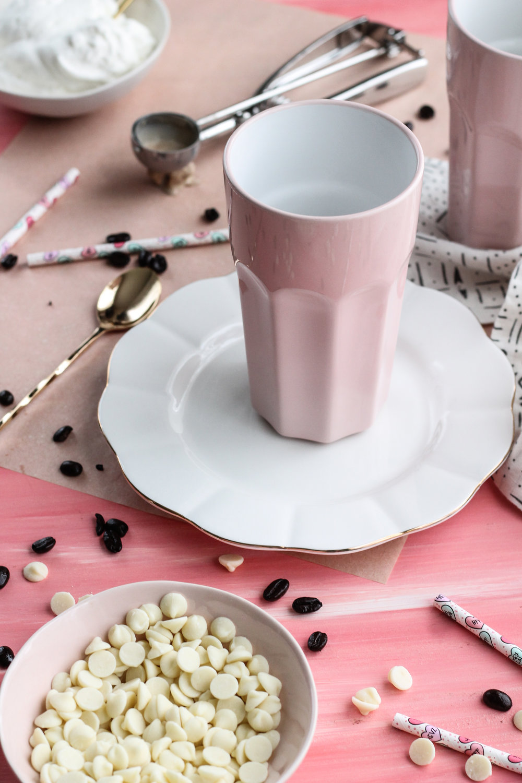 White Mocha Milkshakes [ www.pedanticfoodie.com ]