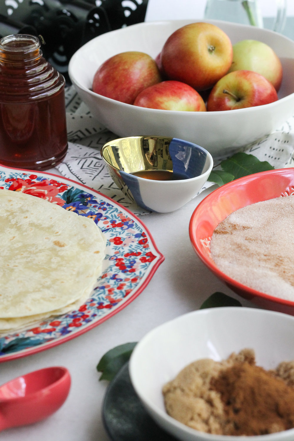 These Cinnamon Sugar Fried Apple Tacos are THE dessert of the summer. [ www.pedanticfoodie.com ]