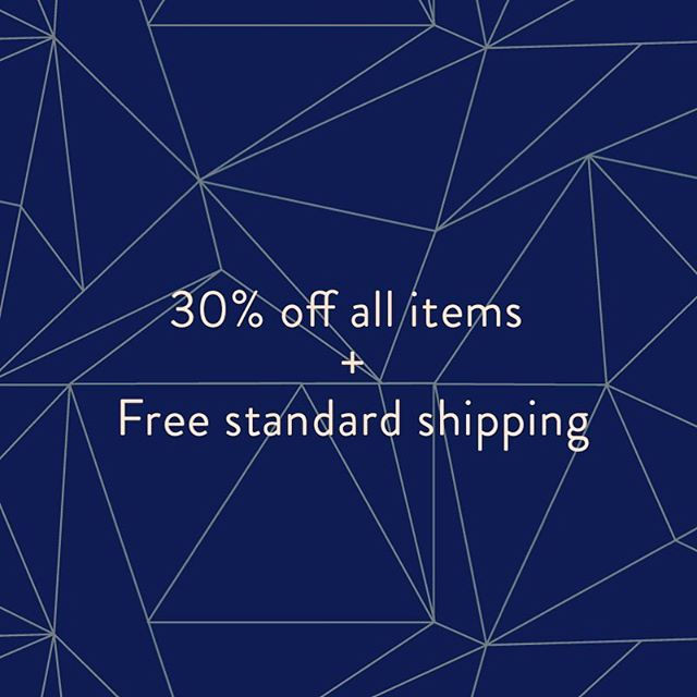 "30% off all items & Free standard shipping at store.yumiendo.com Enter: ""blackandcyber"" at checkout Offer valid till now through Monday 11/28 11:59PM EST"