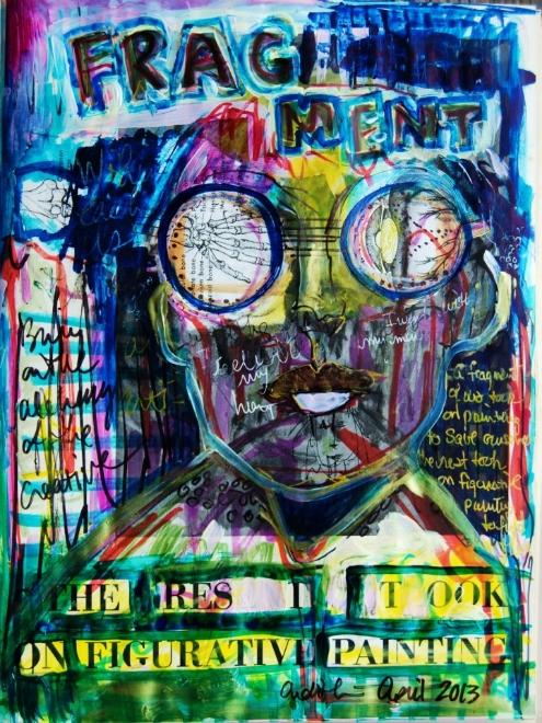 Mixed Media Art Journal http://ardithsart.blogspot.com/2013/04/altering-book-alters-soul.html