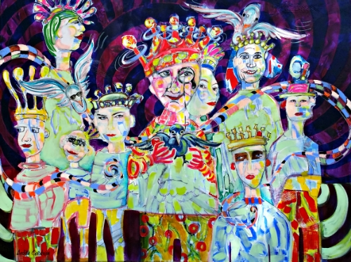 """""""Wear Your Own Crown"""" by Ardith Goodwin"""