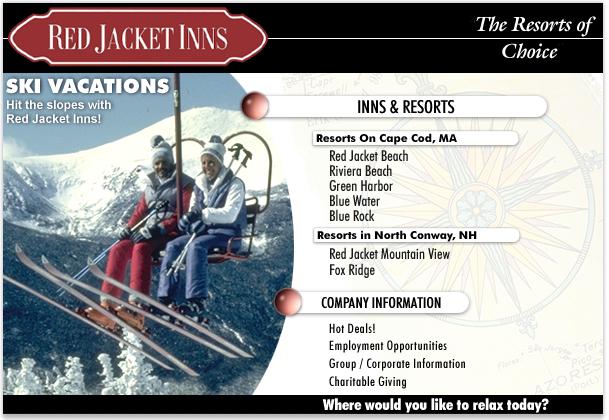 Red Jacket Inns - circa 1999