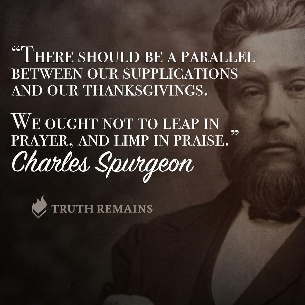 Charles Spurgeon 1834-1892