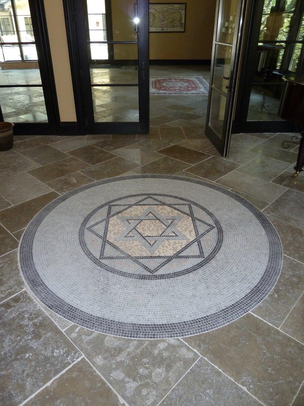 Custom Imported Stone