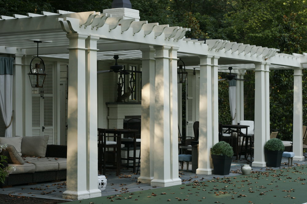 Enchanting Tennis Pavilion McLean, Virginia