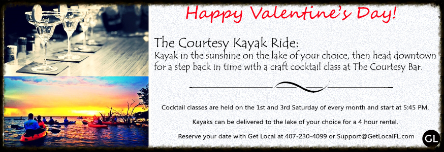 Get Local Valentine's Day Gift Certificate