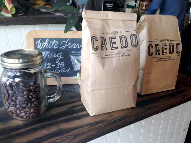 Downtown Credo Coffee Bags