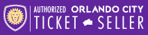 Orlando City Soccer Authorized Ticket Seller