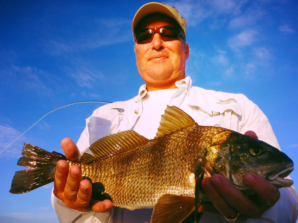 Orlando Mayor, Buddy Dyer, on his Fishing Trip