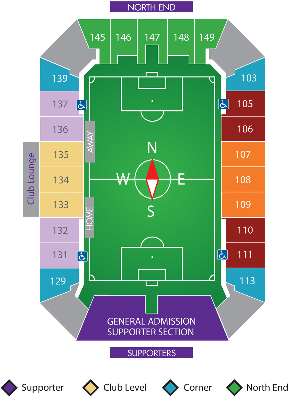 A Guide to Picking the Best seats at an Orlando City Soccer Game