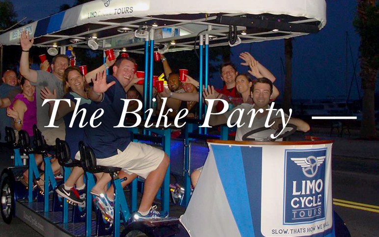 Sanford Party Bike Pub Crawl