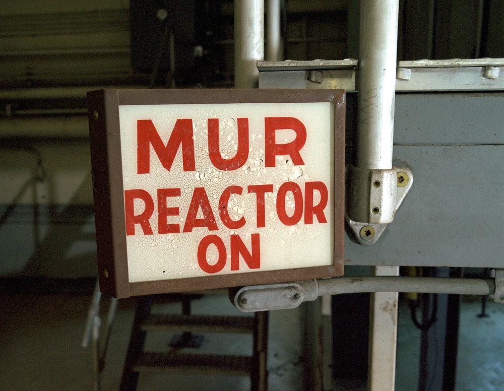 NASA — Glenn Research Center Plum Brook Station— mock up reactor