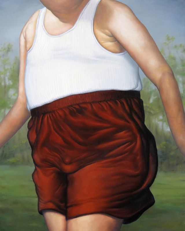 Red Shorts, Seth Alverson