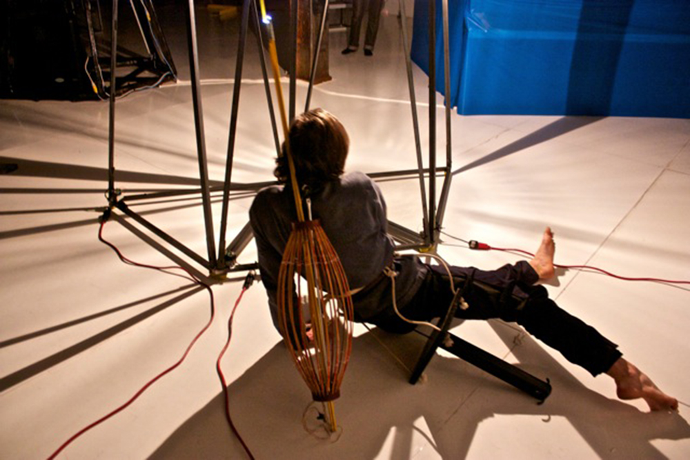 The Daedalus Effect and other dilemmas, 2013 (photo: Simon Courchel)